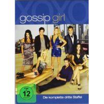 Warner Home Video - Dvd - Dvd Gossip Girl - Die Komplette 3. Staffel BOX Set 5 Discs, IMPORT Allemand, IMPORT Coffret De 5 Dvd - Edition simple