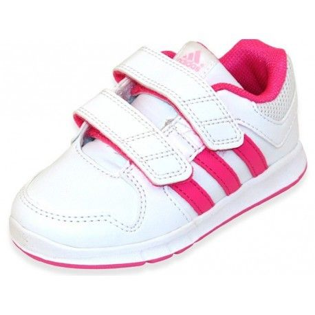 6 I Chaussures Trainer Fille Cf Bébé Lk Adidas Originals Blc 7gYf6ybv