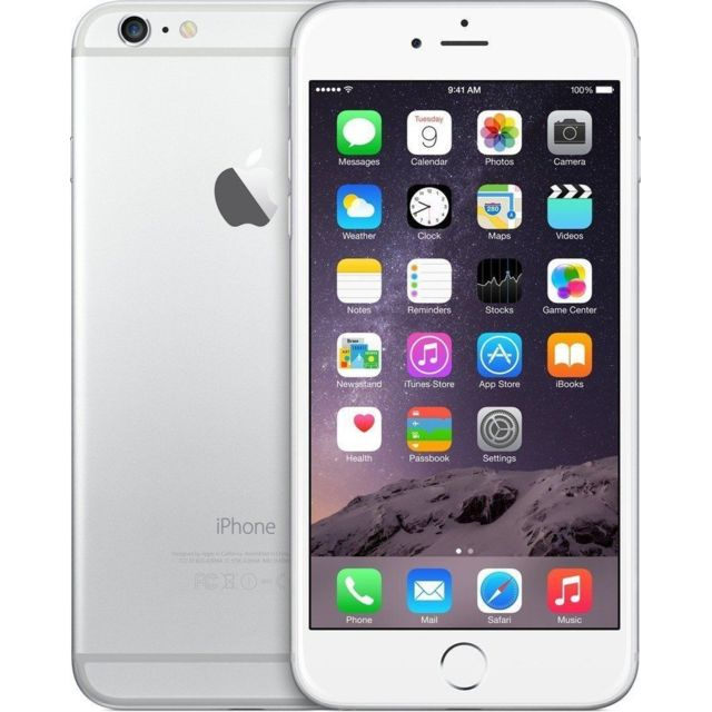 Destockage APPLE iPhone 6 Plus - 16 Go - Argent - Reconditionné pas ... 1c9db6d2ed1b