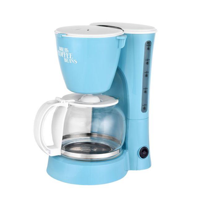 KALORIK Machine à café 1,25L Bleu - TKG KM 53 BL