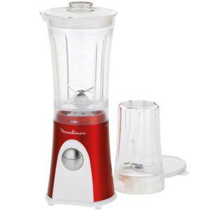 Moulinex blender et mini hachoir 0 6l 350w lm125g31 - Blender chauffant moulinex pas cher ...