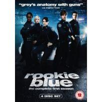 Entertainment One - Rookie Blue: The Complete First Season DVD, 2010, IMPORT Anglais, IMPORT Coffret De 4 Dvd - Edition simple