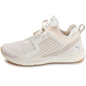 Puma Ignite Limitless Blanc - Chaussures Baskets basses Homme