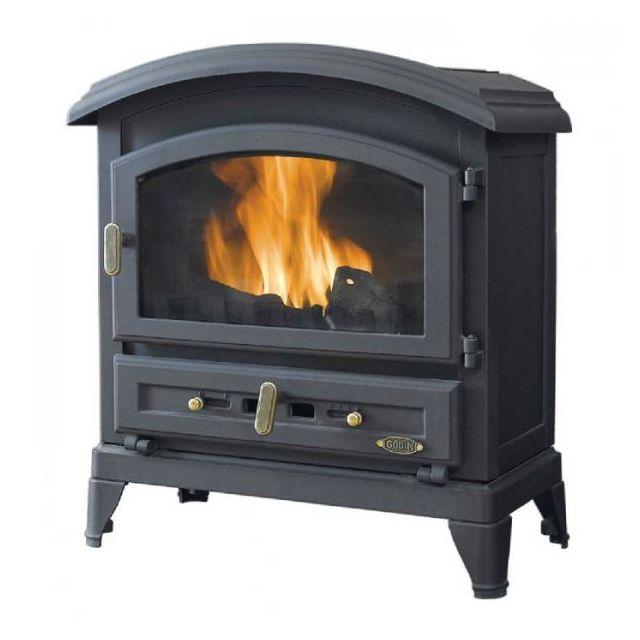 godin po le bois fonte 310103 pas cher. Black Bedroom Furniture Sets. Home Design Ideas