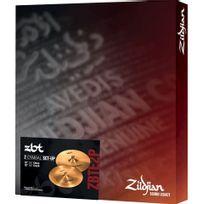 Zildjian - Zbte2P - Pack cymbales Expander
