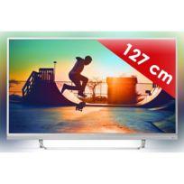 Philips - 6000 Series 49PUS6482 - 123 cm - Smart Tv Led - 4K Uhd