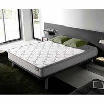 matelas mousse 140x190 achat matelas mousse 140x190 pas cher rue du commerce. Black Bedroom Furniture Sets. Home Design Ideas