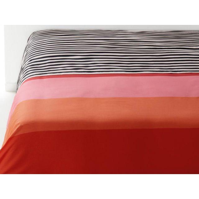sonia rykiel drap plat grande largeur candy pas cher achat vente draps plats rueducommerce. Black Bedroom Furniture Sets. Home Design Ideas