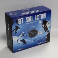Midland - Bt Ski Action Kit Duo d'Intercom Bluetooth Universel