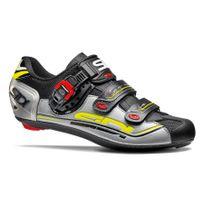 Sidi - Genius 7 Noire Et Grise Chaussures Vélo route