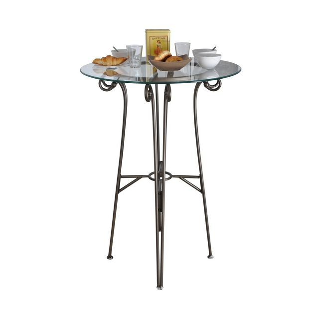 Altobuy Moka - Table Haute Ronde