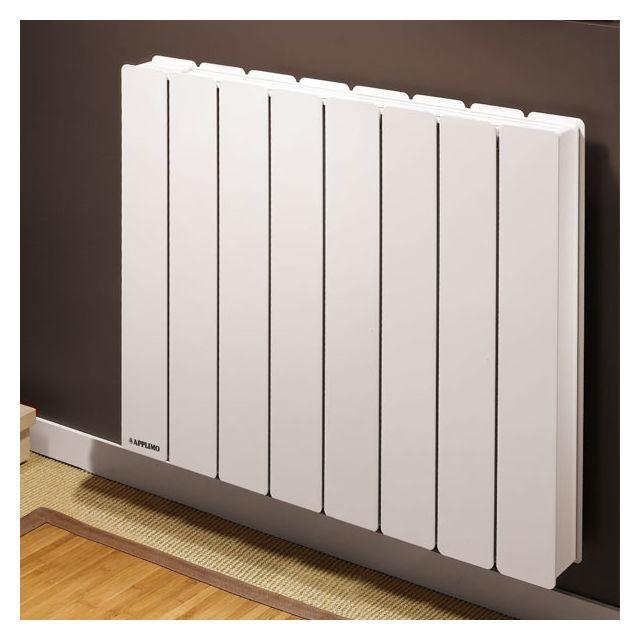 applimo radiateur bloc fonte inertie p gase 2 1250w. Black Bedroom Furniture Sets. Home Design Ideas
