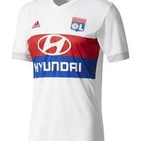 Adidas performance - Maillot De Football Ol Home Replica Blanc Maillot Club Homme Football