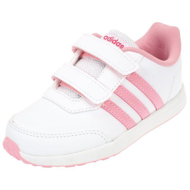 Adidas Neo - Chaussures scratch Vs switch 2 scratch blc Blanc 74929
