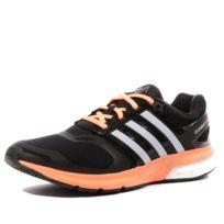 d06e64a3b57e0c Adidas - Questar Boost Femme Chaussures Running Noir Noir 36