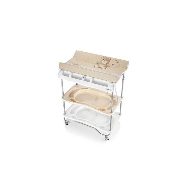 Sans marque brevi atlantis table a langer motif little bear pas cher achat vente table - Table a langer brevi atlantis ...