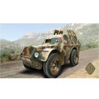 Ace Authentic - Maquette Véhicule blindé italien : Autoprotetto S 37