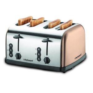techwood grill pain 4 fentes tgp 841 pas cher achat vente grille pain rueducommerce. Black Bedroom Furniture Sets. Home Design Ideas