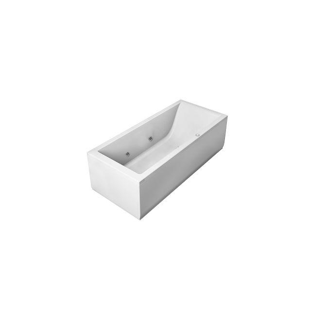 jacuzzi baignoire baln o lagoon 170x70 cm droite 170cm x 70cm pas cher achat vente. Black Bedroom Furniture Sets. Home Design Ideas