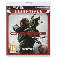 Playstation 3 - Crysis 3 - Essentials