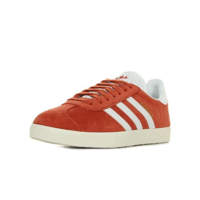 gazelle femme adidas rouge 38