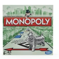 Hasbro - Monopoly Board Game Version Anglaise