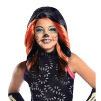 Monster High - I-52812 - Perruque - Enfant - Skelita Calaveras