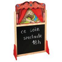 Jb Bois - Theatre de marionnettes en bois