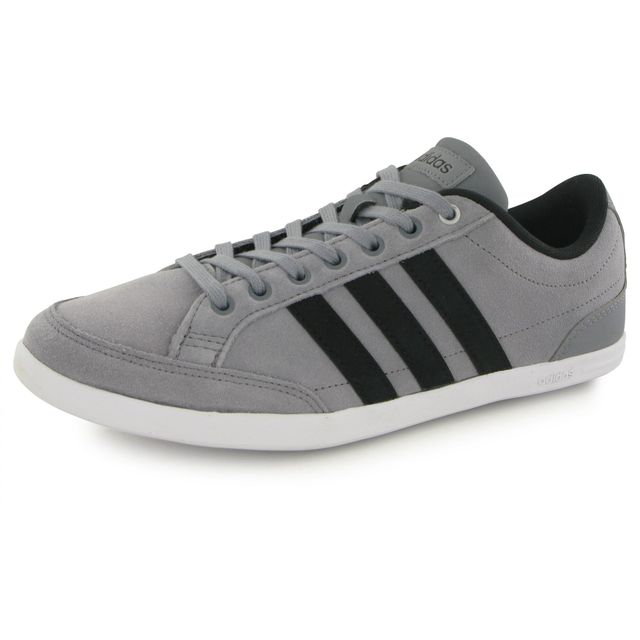 Adidas Neo - Caflaire gris, baskets mode homme