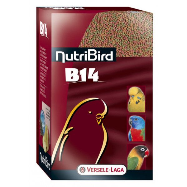Versele Laga Aliments NutriBird B14 pour perruches