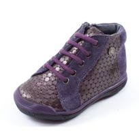 Babybotte - Boots violet Ambeli
