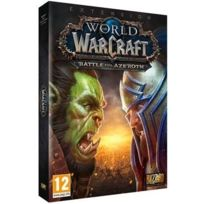 Blizzard - World of Warcraft : Battle for Azeroth - Jeu PC