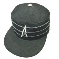 Altamont - Casquette Cap Vers Black/Silver