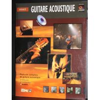 Id Music - Horne Guitare acoustique avancé +CD