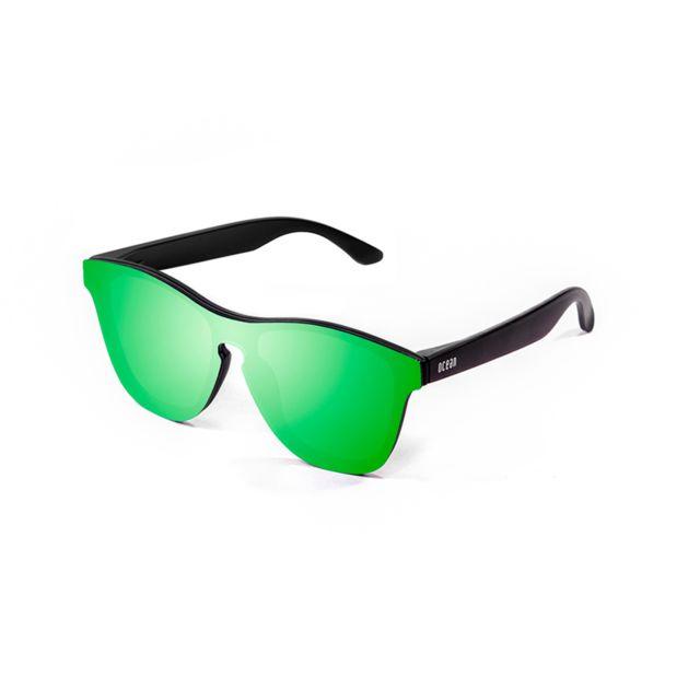 e7301009e696f Buzzao - Lunettes de soleil polarisées vertes Ocean Sunglasses - Socoa