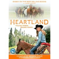 4 Digital Media - Heartland: The Complete Fourth Season DVD, IMPORT Anglais, IMPORT Dvd - Edition simple