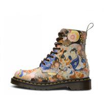 d118d6fd0eb Dr. Martens - Boots Dr Martens 1460 Pascal Eastern Art - 1460-23326102