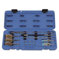 Oc-pro - Kit Brosses De Nettoyage De Puits Et Sieges D Injecteurs - Laser 6101