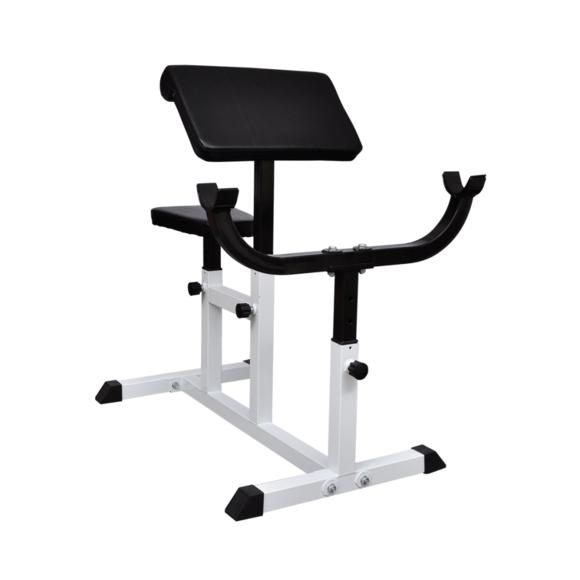 Vidaxl - Banc de musculation fitness pour biceps