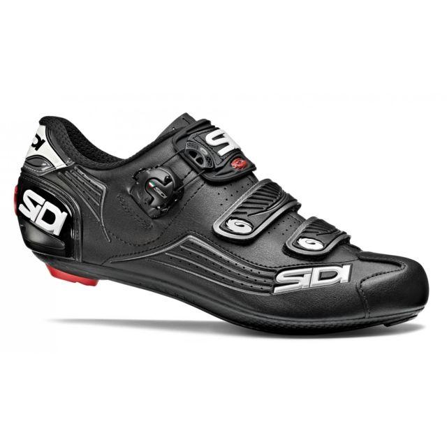 55202a483c5 Sidi - Chaussure Alba Femme Noire Chaussures Vélo femme - pas cher Achat   Vente  Chaussures cyclisme - RueDuCommerce
