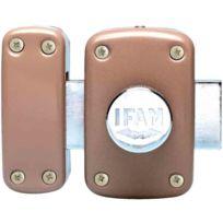 Ifam - Verrou de sureté à bouton 45 mm
