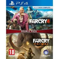 UBISOFT - Far Cry 4 + Far Cry Primal - Double Pack