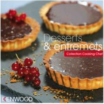MARQUE GENERIQUE - kenwood - livre de recettes - pwk3653