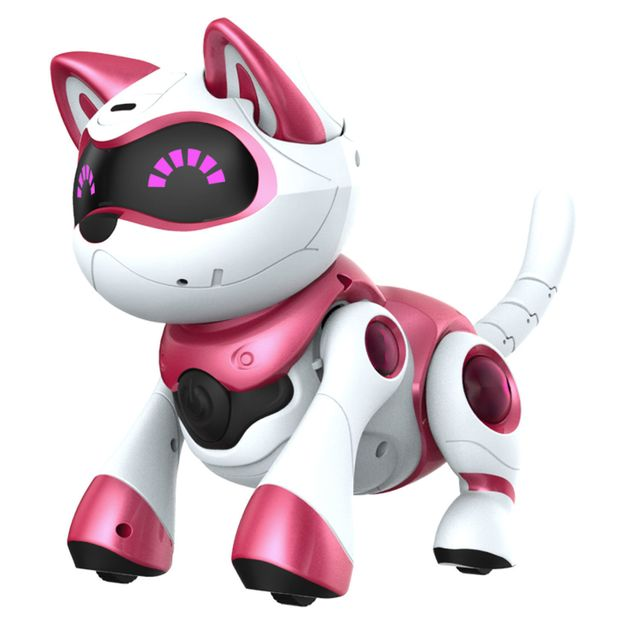 splash toys - robot chat interactif teksta kitty 5g - 30631   vente jouet