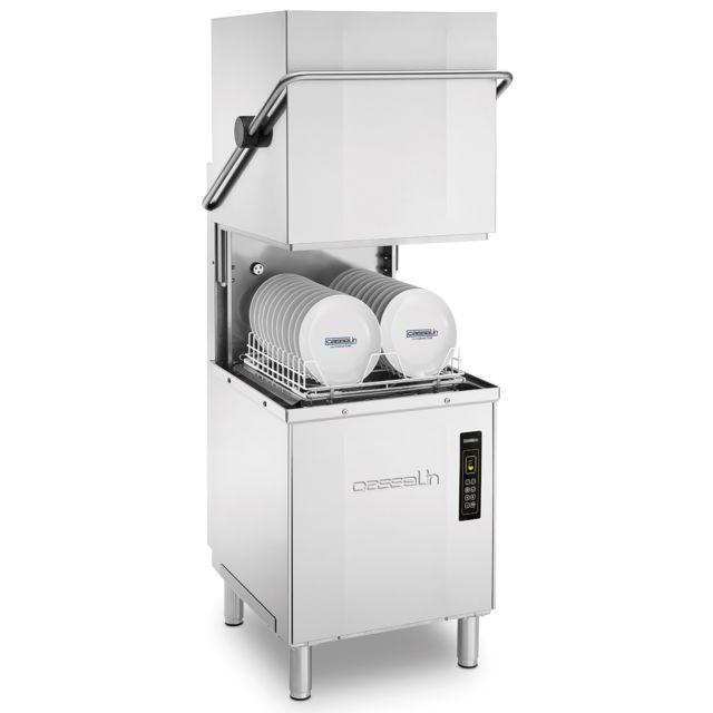 CASSELIN lave-vaisselle à capot avec pompe de vidange 46l 7100w - clvacpv