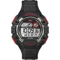 Timex - Montre Homme Expédition Chrono Résine Noir T49973SU Sport - 100 Mètres