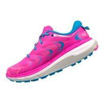 Hoka One One - Chaussures Speedgoat rose bleu femme
