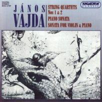 Hungaroton Classics - Vajda Quatuors A Cordes