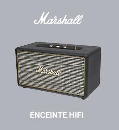 MARSHALL Enceinte hifi