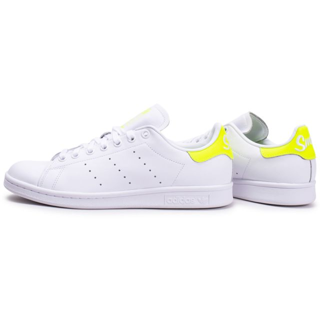 adidas stan smith jaune fluo